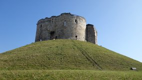 York - Clifford`s Tower